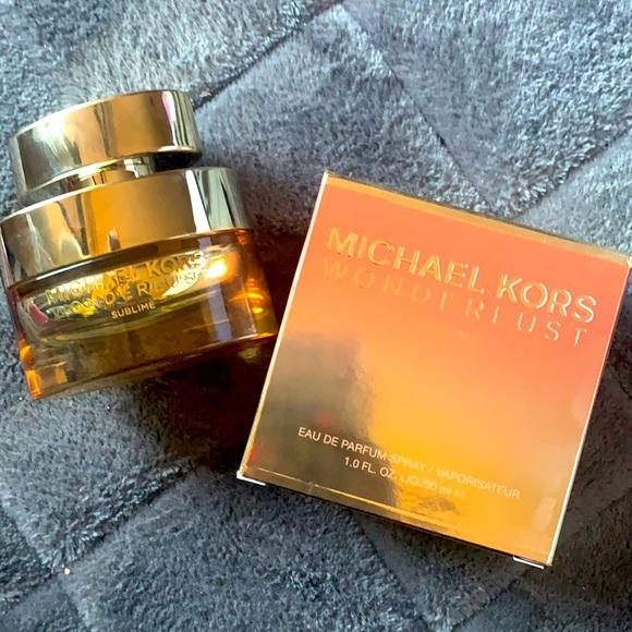 Michael Kors fragrance 💜